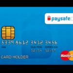 Paysafecard maksukortti