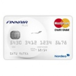 Finnair Plus Mastercard