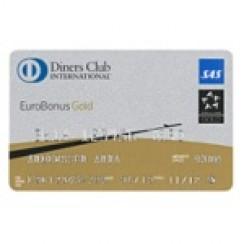 SAS EuroBonus Diners Club